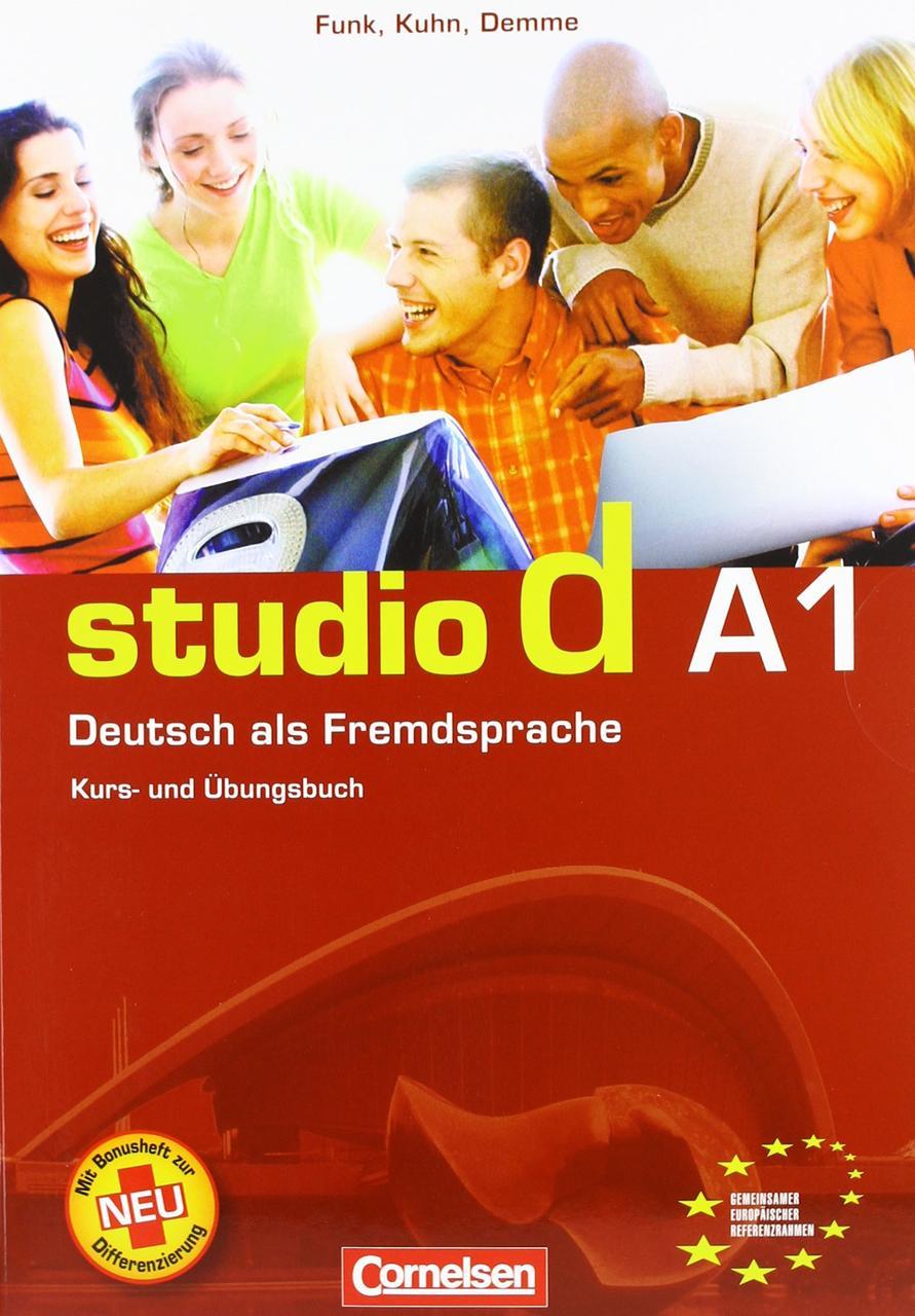 Studio D in Teilbanden: Sprachtraining A1