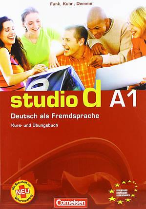 Studio D in Teilbanden: Sprachtraining A1, фото 2