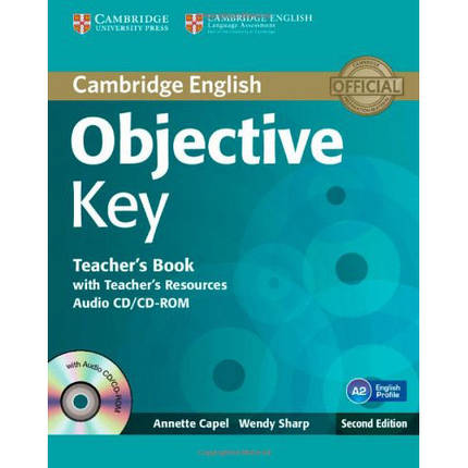 Objective Key Teacher's Book with Teacher's Resources Audio CD/CD-ROM, фото 2