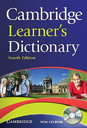 Cambridge Learner's Dictionary 4th Edition with CD-ROM, фото 2