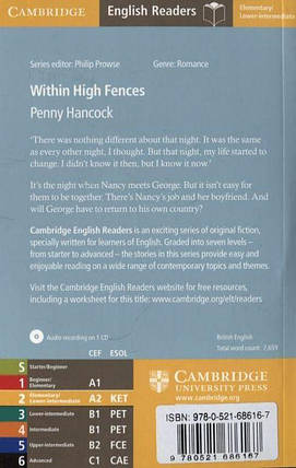 Within High Fences. Level 2 (+ CD-ROM), фото 2