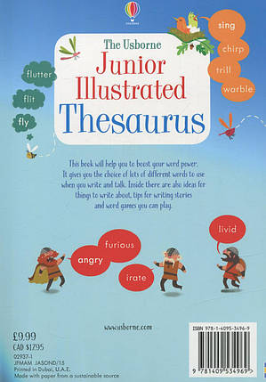 Junior Illustrated Thesaurus, фото 2