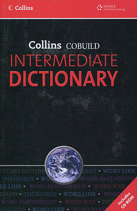 Collins Cobuild Intermediate Dictionary of British English (+ CD), фото 2