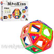 Конструктор Магнитный MagKiss, 44 дет., 1203 011915