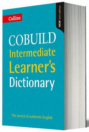 Collins COBUILD Intermediate Learner's Dictionary, фото 2