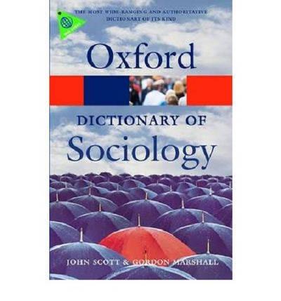 Dictionary of Sociology, фото 2