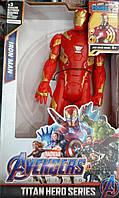 Большая фигурка супер-героя Iron Man Marvel супер-герой Железный человек 29 см