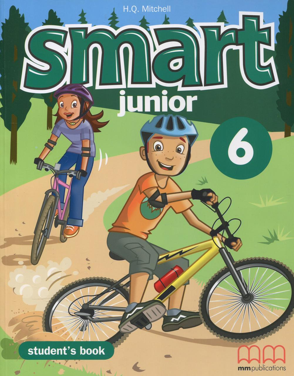 Smart Junior 6. Student's Book