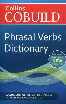 Collins Cobuild This new edition of the Collins COBUILD Phrasal Verbs Dictionary offers comprehensive and up-t, фото 2