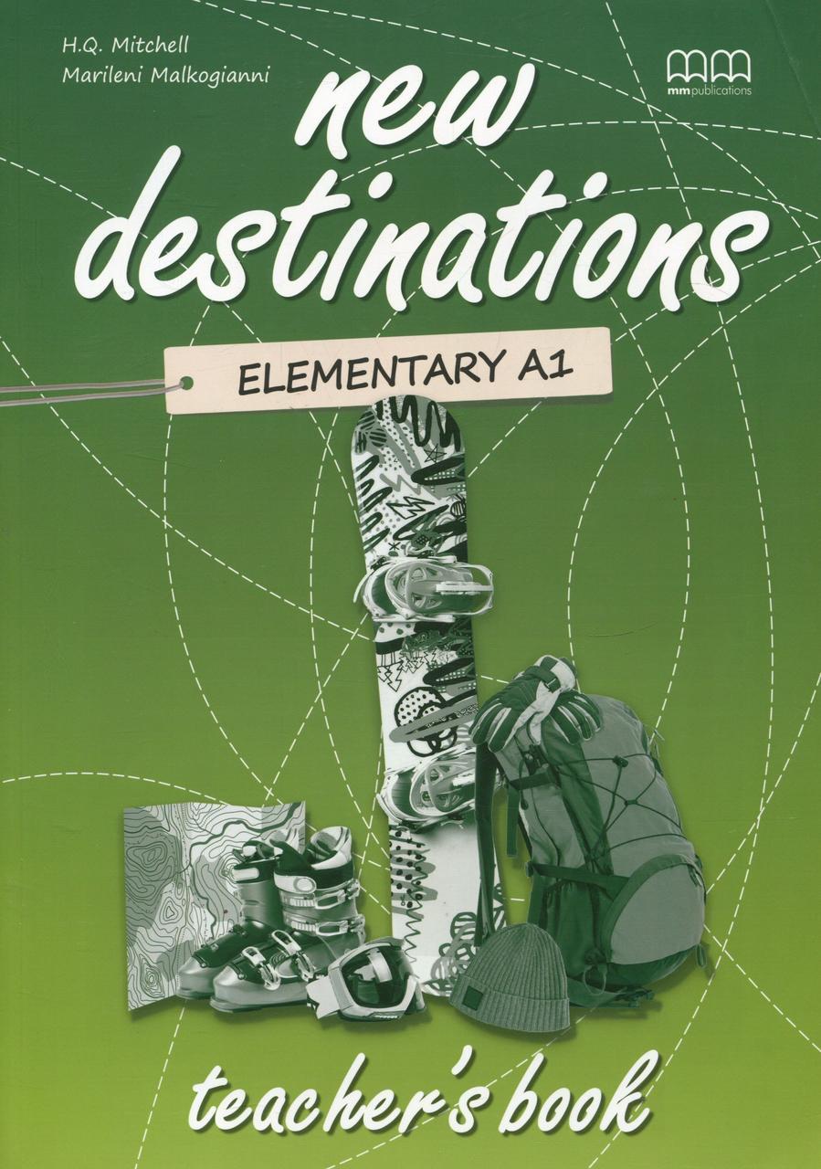 New Destinations. Elementary A1. Teacher's Book