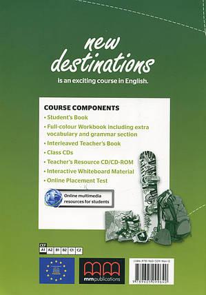 New Destinations. Elementary A1. Teacher's Book, фото 2