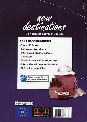 New Destinations. Level B1+. Teacher's Book, фото 2