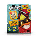 Интерактивная игрушка Grumblies Scorch Red Вулкан Скорч красный от Pomsies светятся глаза, фото 2