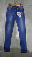 Весенние джинсы для девочек подростковые GRACE,разм 134-164 см