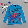 Лонсглив Spiderman для мальчика. 2-3;  5-6 лет