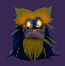 Интерактивная игрушка Grumblies Mojo Грамблз Моджо Сине-жёлтый светятся глаза, фото 6