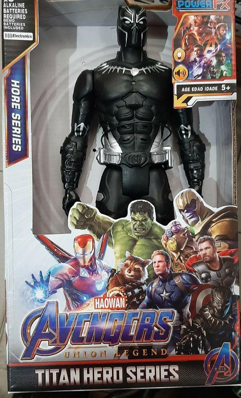 Фигурка Marvel супергерой Черная пантера 29 см