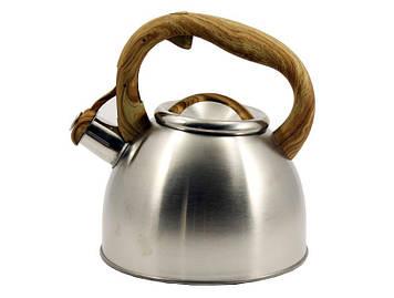Чайник Zauberg ZB-K2.5L W 2.5л коричневий