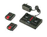 Газонокосилка аккумуляторная AL-KO EasyFlex 34.8 Li, фото 2