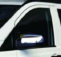 Накладки на зеркала Mercedes Vito/ Viano 639 (мерседес вито 639) 2010+ ,нерж.