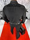 Сорочка doberman black чоловіча, фото 2