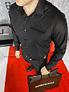 Сорочка doberman black чоловіча, фото 3