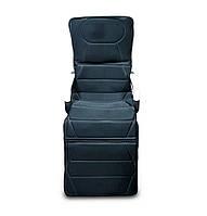 🔝 Массажный матрас электрический вибрационный (Massage Bella, Черный) для массажа спины с доставкой | 🎁%🚚