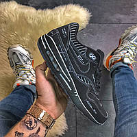 Nike Air Max 87 Swoosh Out Black