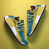 Adidas NMD Human Race Green Yellow