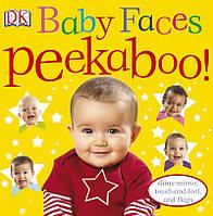 Книга Peekaboo! Baby Faces