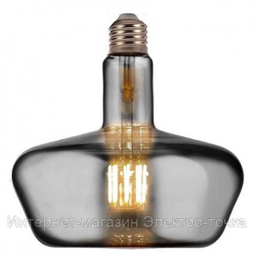Лампа Filament led Ginza-XL 8W Е27 2200К титан