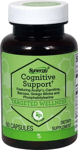 Vitacost Synergy Cognitive Support 60 капсул