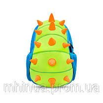 Дитячий рюкзак Nohoo Шипастик Синій (NH022 Blue), фото 2
