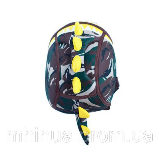 Дитячий рюкзак Nohoo Dinosaur Style Дракон (NH023S Khaki)