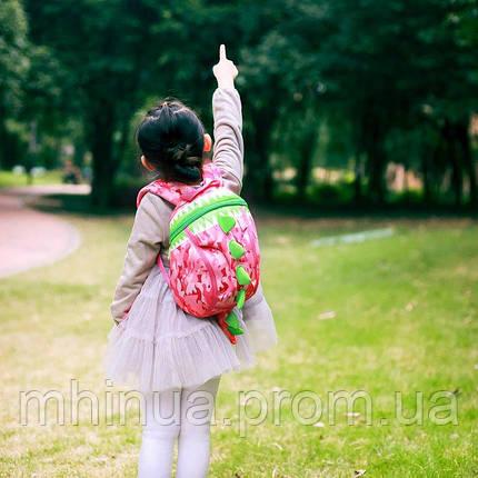 Детский рюкзак Nohoo Dinosaur Style Дракон (NH023S Pink Khaki), фото 2