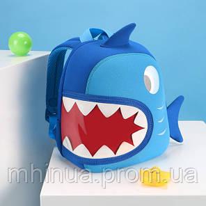 Детский рюкзак Nohoo Акула (NH024), фото 2