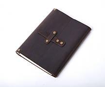 Кожаный блокнот Nota5 Коричневый
