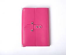 Кожаный блокнот со сменным блоком ручной работы А5 ¨Nota5¨, фото 3