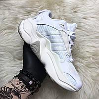 Adidas x Naked Magmur Runner Cream White