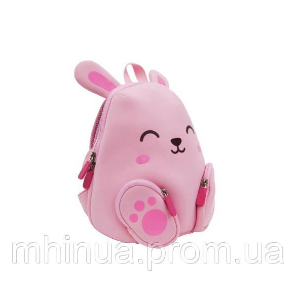 Дитячий рюкзак Nohoo Кролик (NH044B Pink)