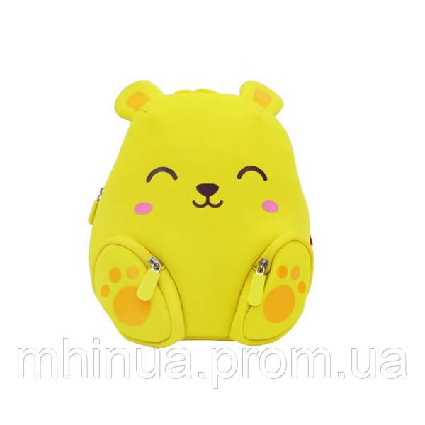 Дитячий рюкзак Nohoo Кролик (NH044B Yellow)