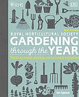 Книга RHS Gardening Through the Year