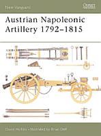 Книга Austrian Napoleonic Artillery 1792-1815