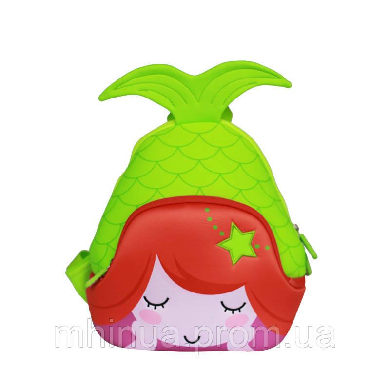 Дитячий рюкзак Nohoo Русалонька Салатова (NH046 Green)