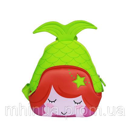 Дитячий рюкзак Nohoo Русалонька Салатова (NH046 Green), фото 2