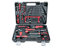 Набор ручных  инструментов в кейсе 45 ед Power Fix