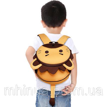 Дитячий рюкзак Nohoo Левеня, Середній розмір (NH053M), фото 2