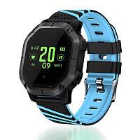 Умные часы Smart Watch K5 Sport Waterproof IP68 Blue SW000K5BL, КОД: 148896