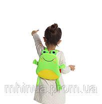 Дитячий рюкзак Nohoo Жабеня (NH056), фото 3