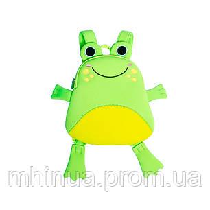 Дитячий рюкзак Nohoo Жабеня (NH056), фото 2
